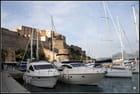 La citadelle vue du port...