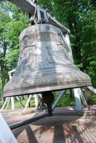 la cloche de la Cathédrale de la Dormition