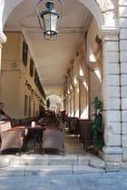 la colonnade