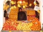 La couleur des fruits