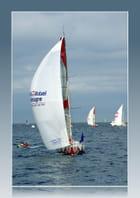 La course du Rhum 2010 Nicolas TROUSSEL