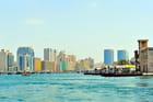 La crique de Dubaï