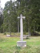 La croix du col de Perrin