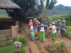 La danse traditionnelle d'Imerina