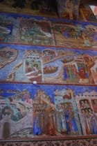 la décoration de l'églises du prophète Eli de Yaroslavl