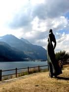 La demoiselle du lac