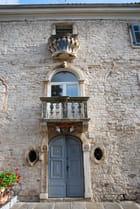 la façade ancienne