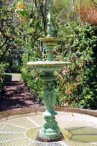 la fontaine de la maison Folio