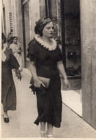 La grand mère Olimpia
