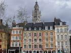 La Grand-Place à Lille