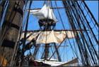 La Grande Armada - Mâts et voiles