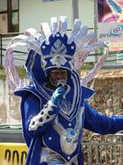 La grande parade 2010 de CAYENNE