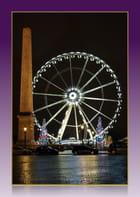 la grande roue des Champs-Elysées