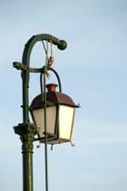 La lanterne du port...