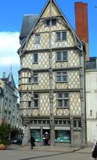 La maison Adam à Angers