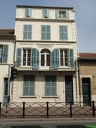 La maison Alain, à Saint-Germain