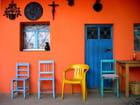 La maison colorée