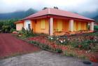 la maison colorée de la Plaine des Grègues