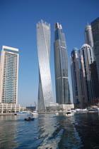 la marina de Dubaî