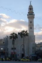 la mosquée d'Omar de Bethléem