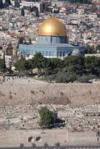 la mosquée d'Omar de Jérusalem