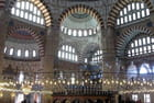 La mosquée Selimiye en Turquie