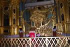 la nef de la cathédrale Pierre et Paul