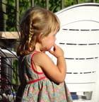 La petite fille ...