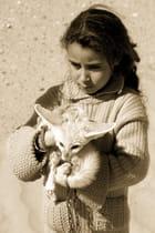 La petite fille au fennec