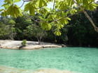 La piscine d' émeraude