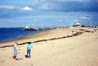 la plage en septembre