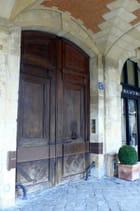 La porte 1