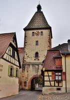 La porte de Bergheim