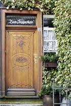 La porte du....