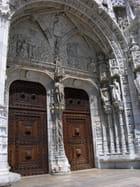 La porte du Monastère
