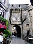 La Porte du Roi (avec son Pont-Levis)