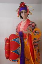 la poupée d'Okinawa