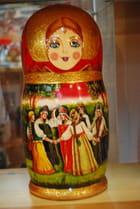 la poupée gigogne Russe, la matriochka