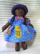 La poupée Malgache
