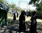La récréation des postulantes Visitation St Flour