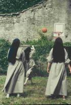 La récréation la partie de basket