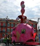 la Reine du Carnaval de Nice 2013