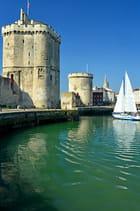 La Rochelle estivale : les tours