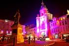 La Rochelle illuminée : Quai Duperré