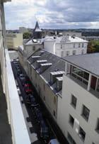 La rue d'Ourches, à Saint-Germain-en-Laye