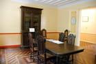 la salle à manger du marquis de Chateauvieux