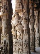 La salle des 1000 colonnes