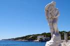La statue de Cassis