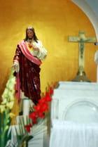 la statue du Christ