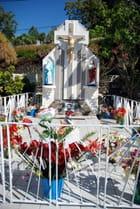 la tombe du père Paul Antoine Julien Boiteau